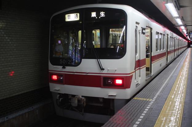 神戸電鉄5000系5012F