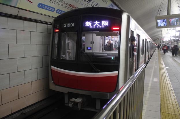 大阪市営地下鉄御堂筋線 30000系31601F