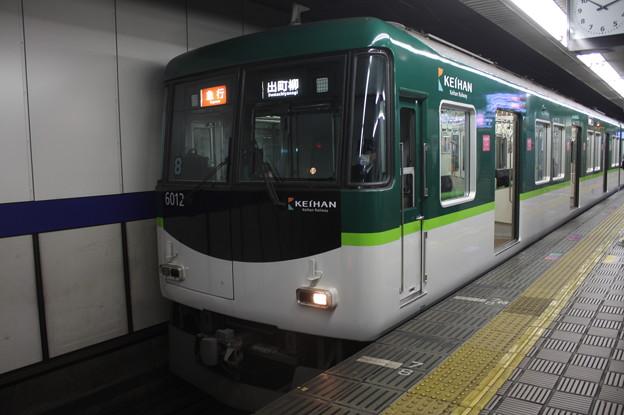 京阪本線 6000系6012F