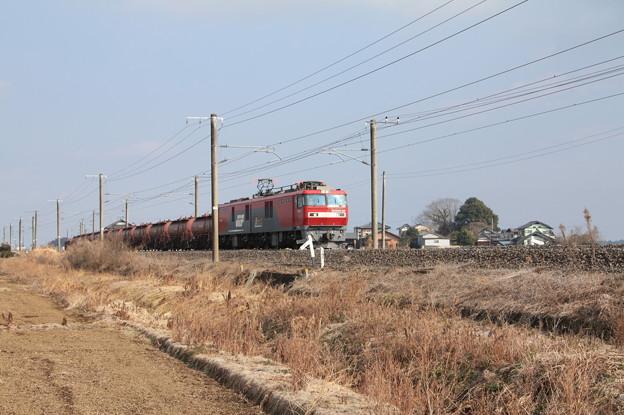安中貨物 5094レ EH500-28+タキ+トキ+トキ(カバー無) (1)