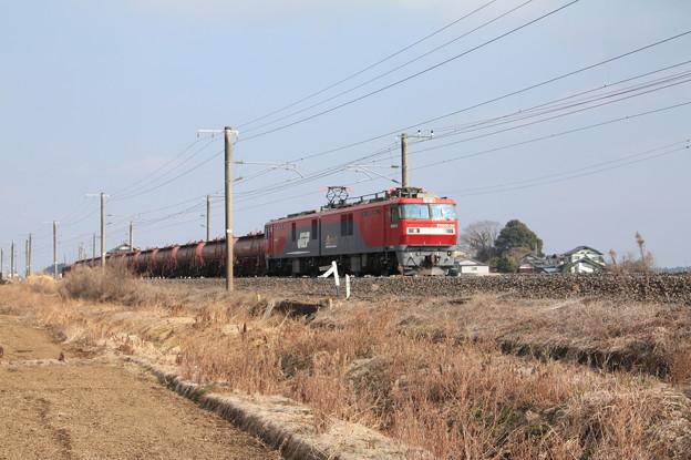 安中貨物 5094レ EH500-28+タキ+トキ+トキ(カバー無) (3)