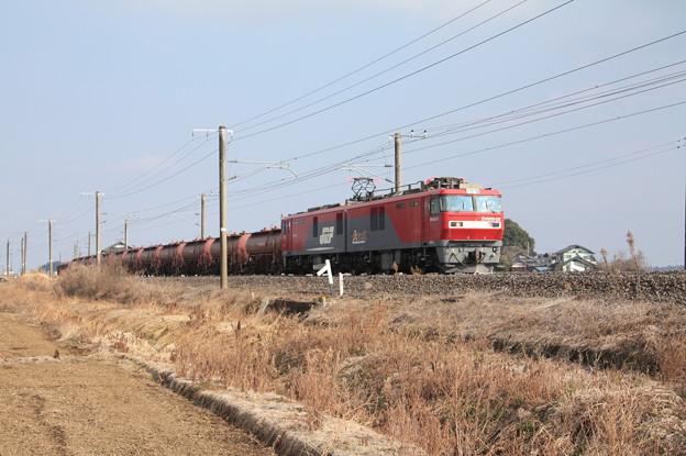 安中貨物 5094レ EH500-28+タキ+トキ+トキ(カバー無) (4)