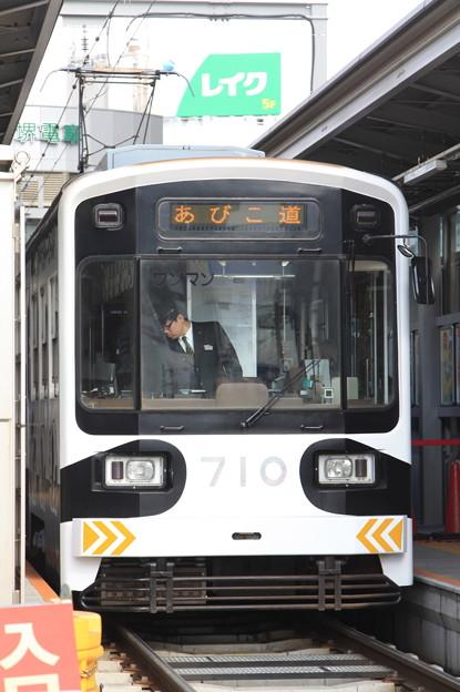 阪堺電気軌道 モ701形710 (3)