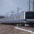常磐線 E531系K426編成 341M 普通 勝田 行