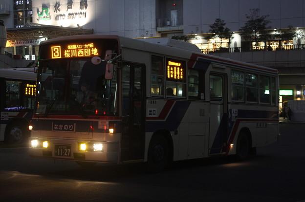茨城交通 水戸200か1127