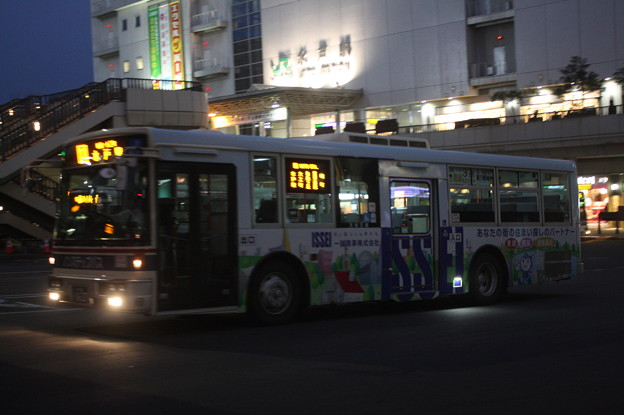 茨城交通 水戸200か1627