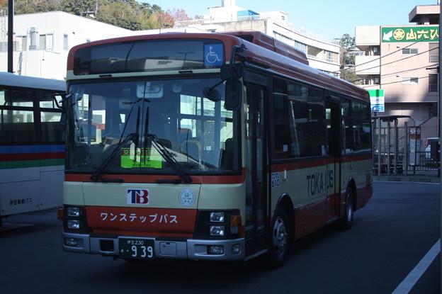 伊豆東海バス 伊豆230あ939