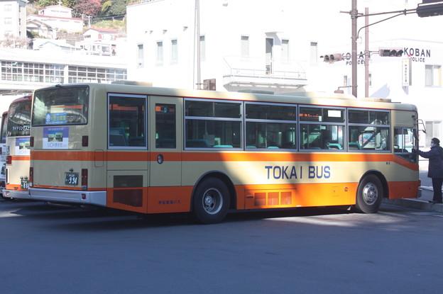 伊豆東海バス 伊豆230あ994 後部
