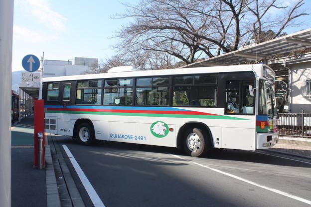 伊豆箱根バス 2491号車