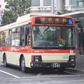 箱根登山バス B166号車