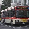 箱根登山バス 新型エルガミオ B260号車