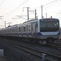 常磐線 E531系K403編成 387M 普通 水戸 行