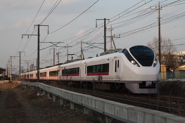 E657系K1編成 20M 特急ひたち20号 品川 行