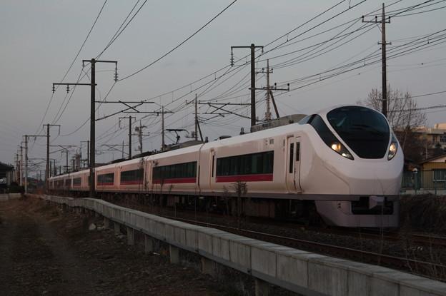 E657系K11編成 82M 特急ときわ82号 品川 行
