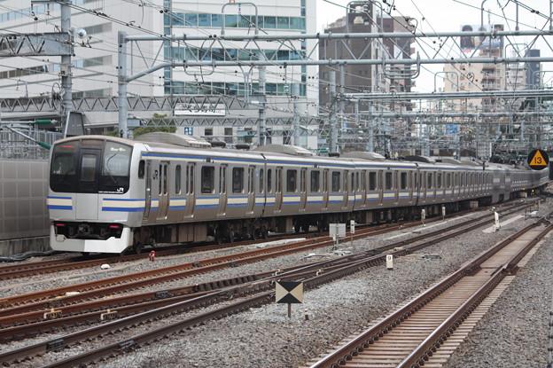 横須賀線 E217系Y-26編成