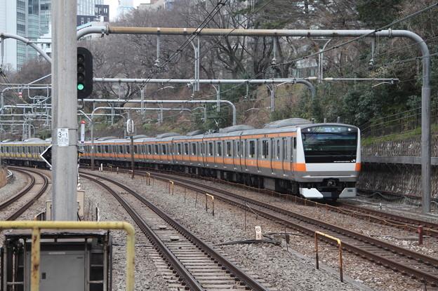 中央快速線 E233系トタT19編成