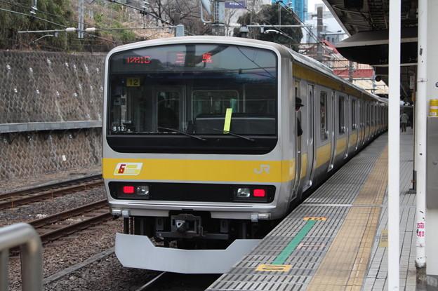中央・総武緩行線 E231系ミツB12編成