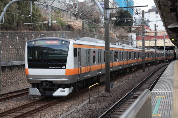 中央快速線 E233系トタT23編成