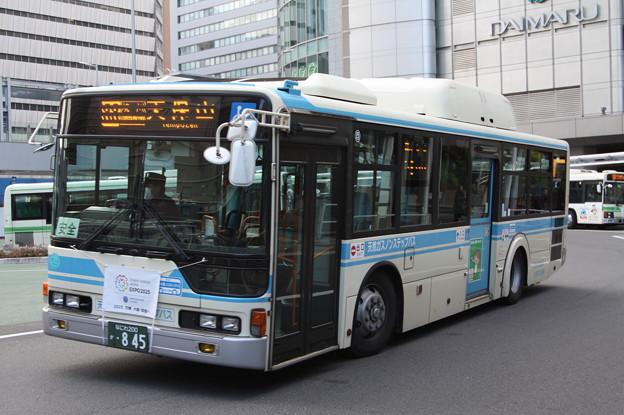 大阪市営バス 56-0845号車
