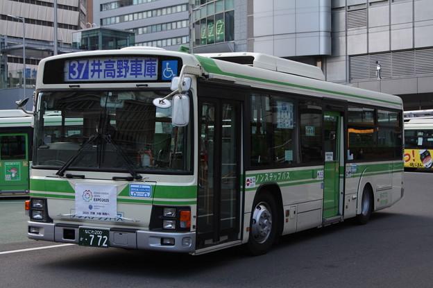 大阪市営バス 36-0772号車