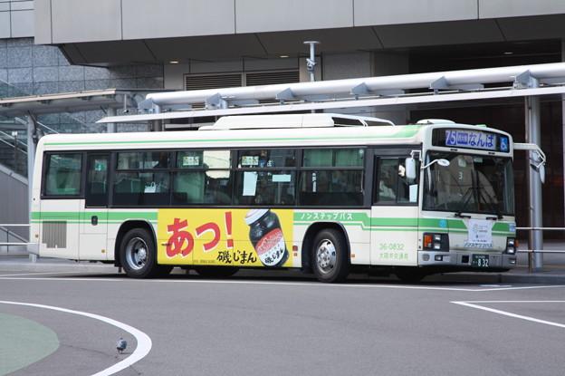 大阪市営バス 36-0832号車