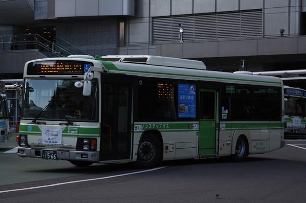 大阪市営バス 21-1566号車