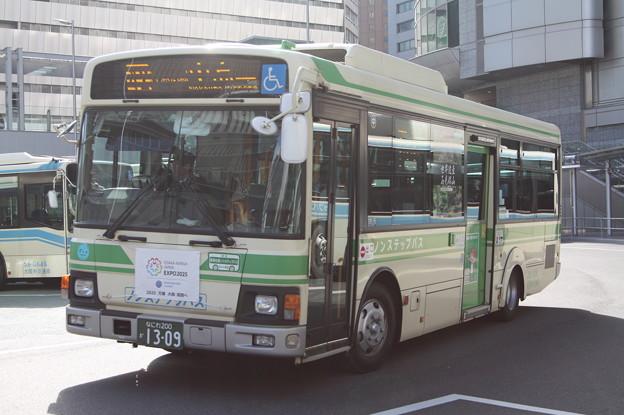 大阪市営バス 39-1309号車