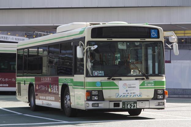 大阪市営バス 19-1423号車
