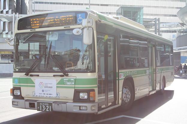 大阪市営バス 39-1321号車
