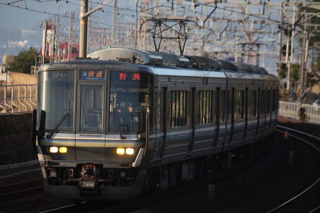 JR神戸線 223系1000番台W8編成