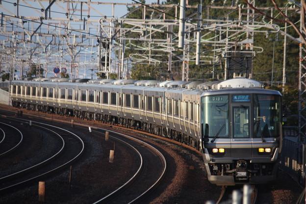 JR神戸線 223系2000番台V64編成 (1)