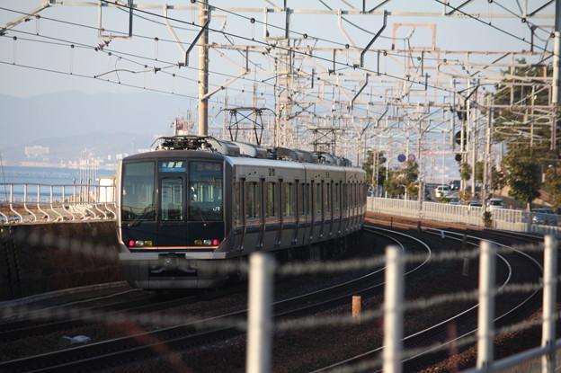 JR神戸線 321系D7編成