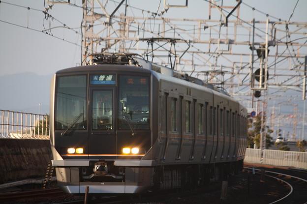 JR神戸線 321系D14編成