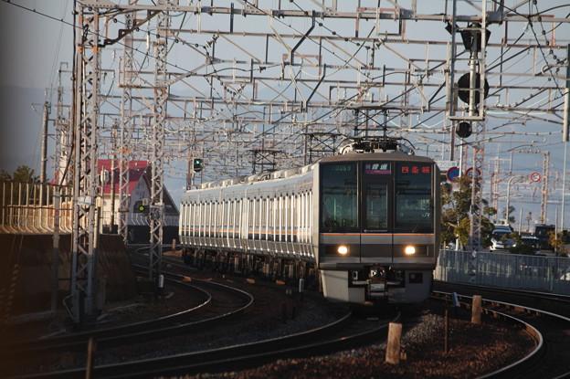 JR神戸線 207系2000番台T24編成