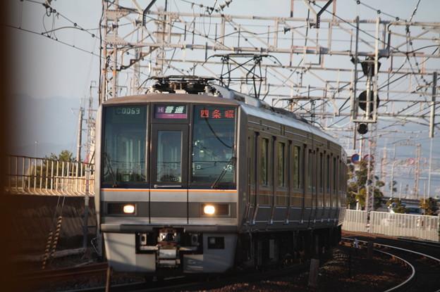 JR神戸線 207系2000番台T24編成 (1)