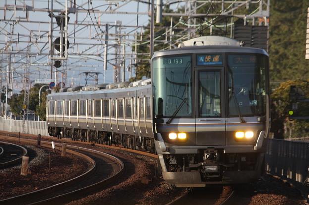 JR神戸線 223系2000番台V50編成 (2)