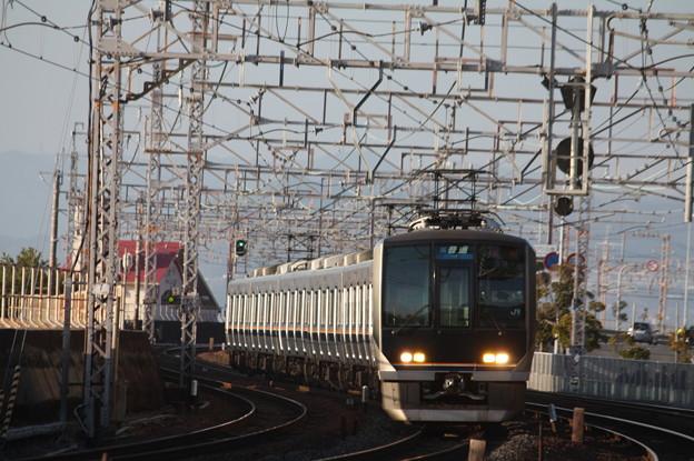 JR神戸線 321系D19編成