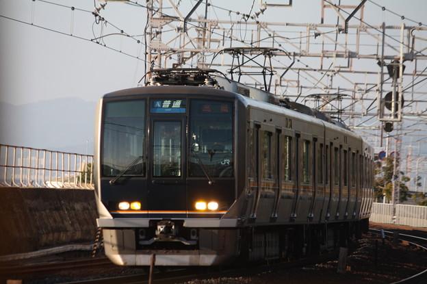 JR神戸線 321系D19編成 (1)