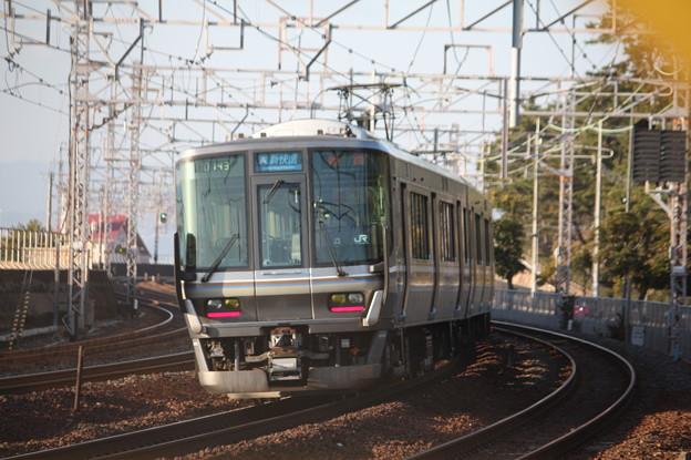 JR神戸線 223系2000番台V61編成