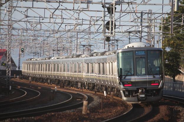 JR神戸線 223系2000番台V61編成 (1)