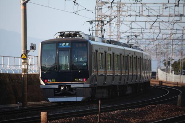 JR神戸線 321系D20編成