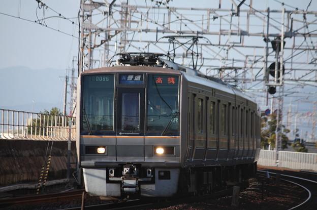 JR神戸線 207系1000番台T16編成 (1)