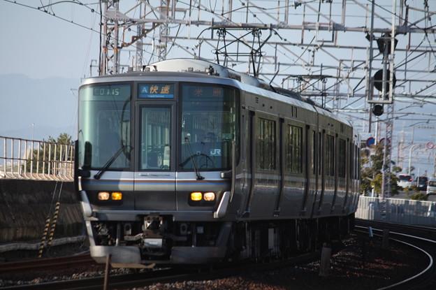 JR神戸線 223系2000番台V38編成 (1)