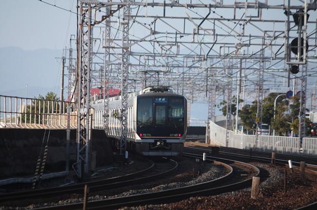 JR神戸線 321系D16編成