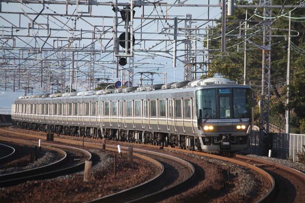 JR神戸線 223系2000番台V35編成