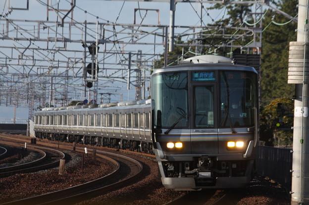 JR神戸線 223系2000番台V35編成 (2)
