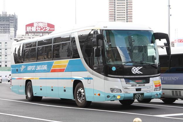 大阪空港交通 大阪200か3721