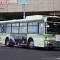 Photos: 大阪市営バス 77-1100号車