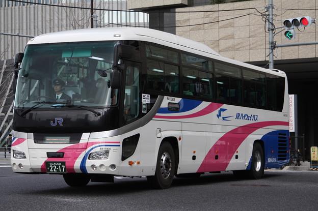 西日本JRバス 641-15936号車