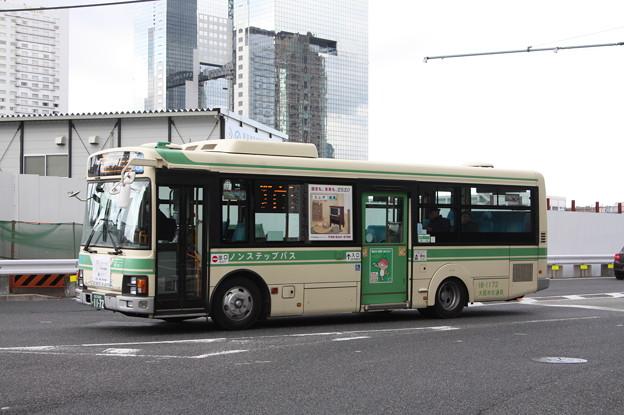 大阪市営バス 18-1172号車